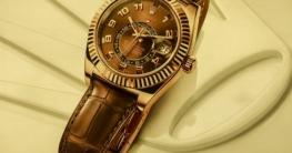 Uhrenarmbänder im Detail