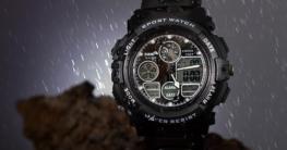Wasserdichtigkeit von Uhren