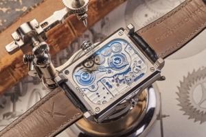 Wichtigste Komplikationen für Uhren