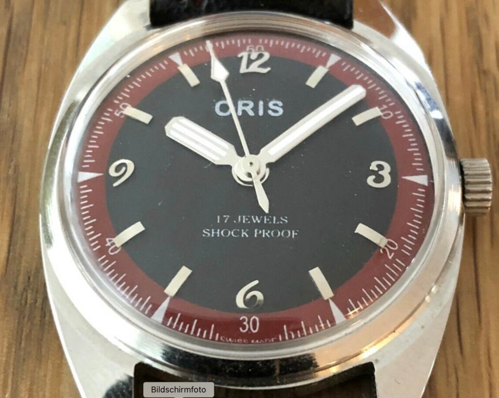 Oris India Fake Uhr