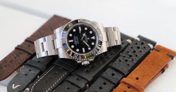 5 Rolex Hommage Uhren unter 100 €