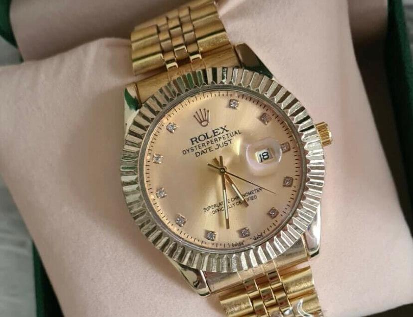 Rolex Datejust Fake