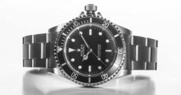 Rolex Submariner Referenzen