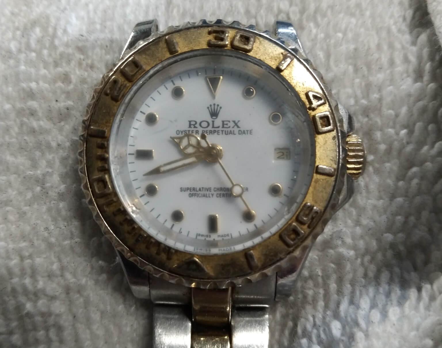 Rolex Yacht-Master Fake