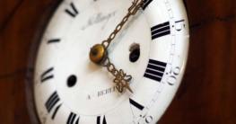 Aufbau eines mechanischen Uhrwerks